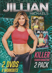Jillian Michaels - Killer Transformation (10 Minute Body / Killer Body) (Boxset)