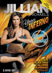 Jillian Michaels - Body Blasting Calorie Burning Workouts (Hard Body / Yoga Inferno) (Boxset)