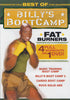 Billy's Bootcamp - Best Of Fat Burners DVD Movie