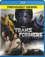Transformers - The Last Knight (Blu-ray)