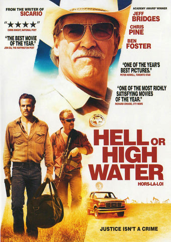 Hell or High Water (Bilingual) DVD Movie