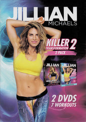 Jillian Michaels : Killer Transformation 2 (Killer Cardio / 10 Minute Body Transformation) (Boxset)