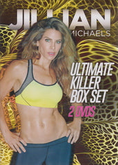 Jillian Michaels - Ultimate Killer (Killer Body / Killer Arms & Back) (Boxset)