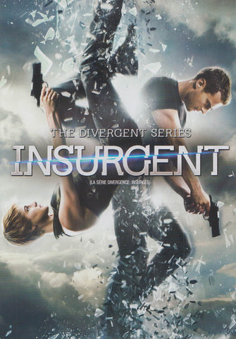 The Divergent Series: Insurgent (Bilingual) DVD Movie