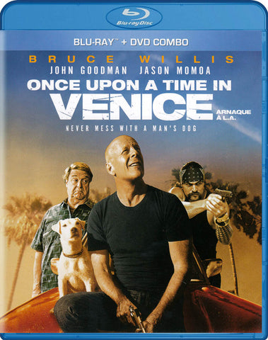 Once Upon A Time In Venice (Blu-ray + DVD) (Blu-ray) (Bilingual) BLU-RAY Movie