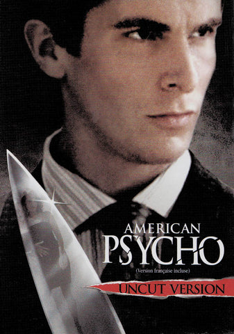 American Psycho (Uncut Version) (Bilingual) DVD Movie
