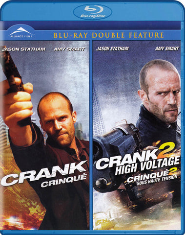 Crank / Crank 2 - High Voltage (Double Feature) (Blu-ray) (Bilingual) BLU-RAY Movie