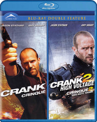Crank / Crank 2 - High Voltage (Double Feature) (Blu-ray) (Bilingual)