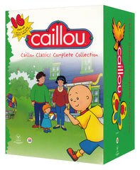 Caillou (Caillou Classics Complete Collection) (Boxset)