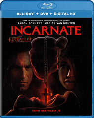 Incarnate (Unrated) (Blu-ray + DVD + Digital HD) (Blu-ray)