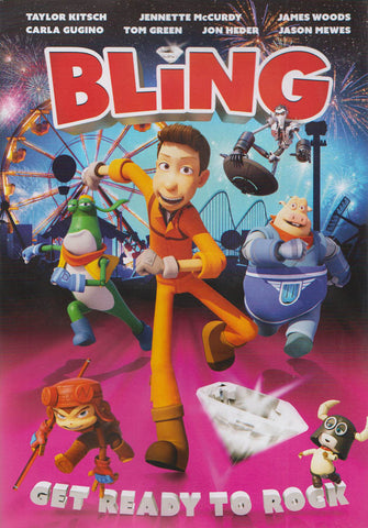 Bling DVD Movie