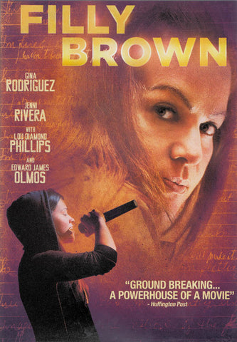 Filly Brown DVD Movie