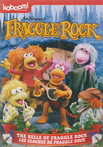 Fraggle Rock - The Bells Of Fraggle Rock (Bilingual) DVD Movie