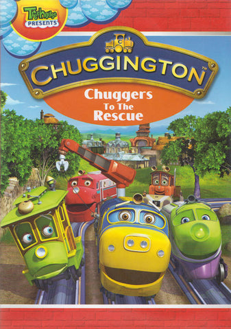 Chuggington - Chuggers To The Rescue DVD Movie