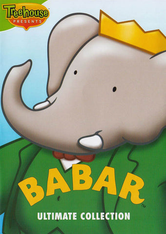 Babar Ultimate Collection DVD Movie