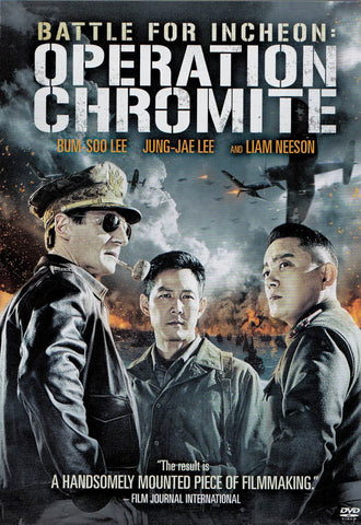 Battle For Incheon : Operation Chromite DVD Movie