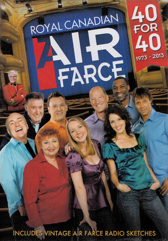 Royal Canadian Air Farce: 40 For 40 (1973-2013) DVD Movie