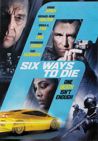 6 Ways to Die DVD Movie