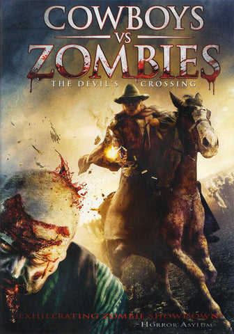 Cowboy VS Zombie DVD Movie