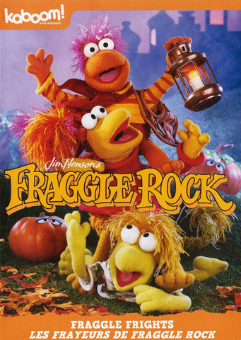 Fraggle Rock - Fraggle Frights (Bilingual) DVD Movie