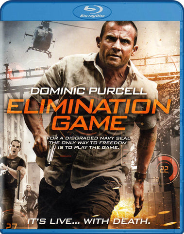 Elimination Game (Blu-ray) BLU-RAY Movie