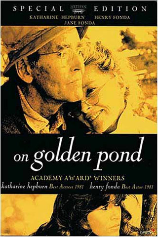 On Golden Pond (Special Edition) DVD Movie