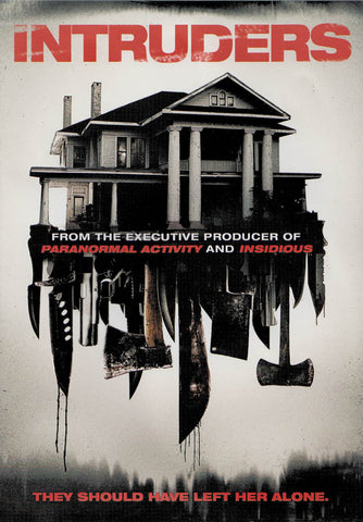 Intruders DVD Movie