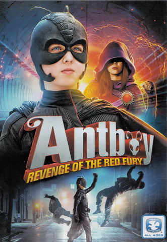 Antboy - Revenge of the Red Fury DVD Movie