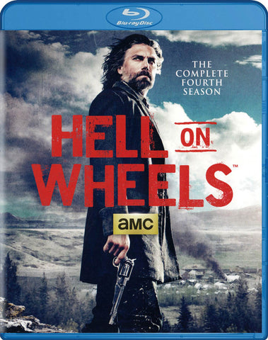 Hell On Wheels - The Complete Season 4 (Blu-ray) BLU-RAY Movie