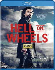 Hell On Wheels - The Complete Season 4 (Blu-ray)