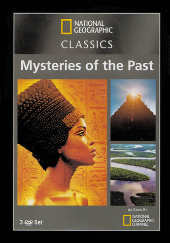 National Geographic Classics - Mysteries Of The Past DVD Movie