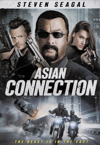 Asian Connection DVD Movie