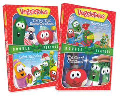 VeggieTales Christmas Pack Vol 1 (2-Pack)