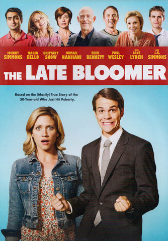 The Late Bloomer DVD Movie