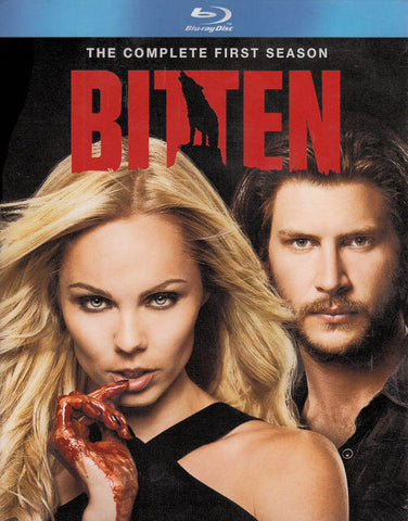 Bitten - The Complete Season 1 (Blu-ray) BLU-RAY Movie