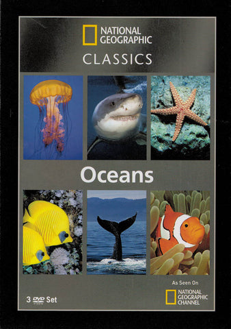 National Geographic Classics - Oceans DVD Movie