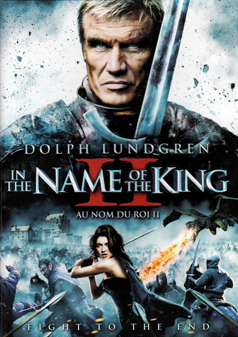 In the Name of the King 2 (Bilingual) DVD Movie