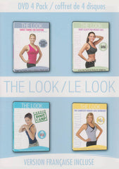 The Look: DVD 4 Pack (Boxset) (Bilingual)