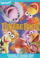 Fraggle Rock - Welcome To Fraggle Rock (Bilingual)