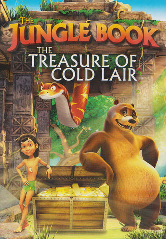 The Jungle Book - The Treasure Of Cold Lair DVD Movie