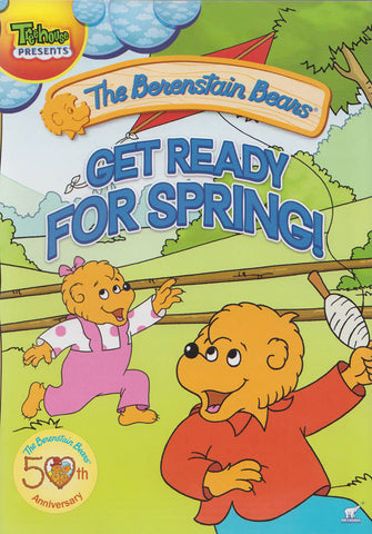 The Berenstain Bears - Get Ready for Spring DVD Movie