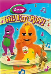 Barney - Hi! I m Riff! (Maple)