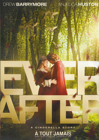 Ever After - A Cinderella Story (Green Cover) (Bilingual) DVD Movie