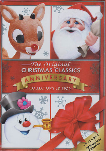 The Original Christmas Classics Collection - Anniversary Collector s Edition (Boxset) DVD Movie