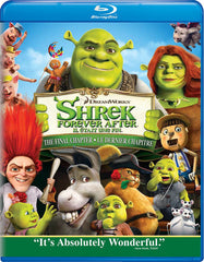 Shrek Forever After - The Final Chapter (Bilingual) (Blu-ray)