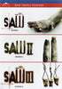 Saw / Saw 2 / Saw 3 (DVD Triple Feature) (Bilingual) DVD Movie