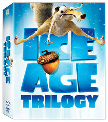 Ice Age Trilogy (Blu-ray) (Boxset)