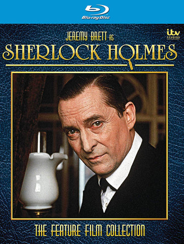 Sherlock Holmes - The Feature Film Collection (Blu-ray) BLU-RAY Movie