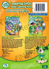 Leap Frog Gift of Learning (2 DVD + Scout Plush Set!) (Boxset)