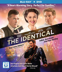 The Identical (Blu-ray + DVD) (Blu-ray)